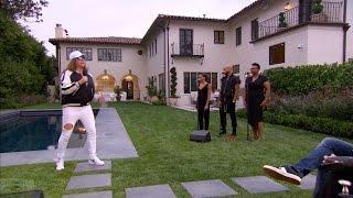 The X Factor UK 2016 Judges 39 Houses Honey G Full Clip S13E12
