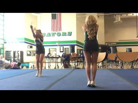 2019-2020 Team Tryout Cheer