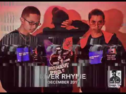 RIVER RHYME - hola   JONE 500 HOME RUN PROJECT 2017-2018