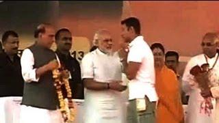Olympic hero Rajyavardhan Rathore turns politician
