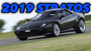 Will The New Lancia Stratos Be A Success?   Car Talk