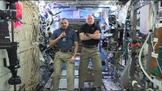 Scott Kelly Discusses Benefits of One-Year in Space Mission