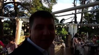 Прекрасная свадьба в прекрасном месте!(, 2016-09-11T09:47:43.000Z)