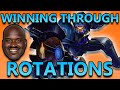 SHOWING HOW TO WIN WITH ROTATIONS: THE JAYCE - League of Legends Commentary