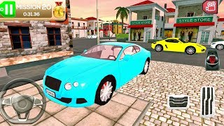 My Holiday Car #3 - Parking Games Android IOS gameplay
