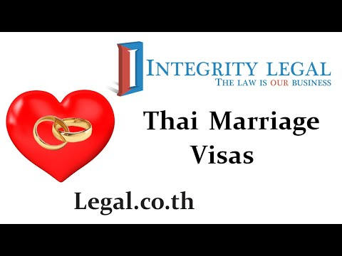Thai O Visa Applications For Spouses From Abroad
