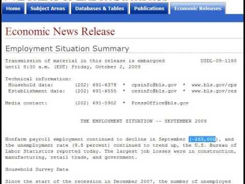 MarketTamer.com: 785,000 Unemployed!