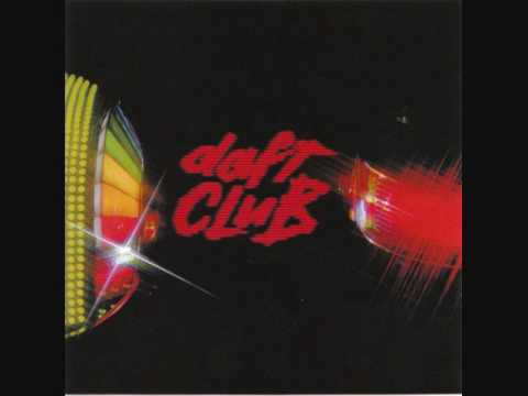 Daft Punk - Daft Club - Aerodynamic [Daft Punk Remix]