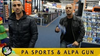 Repeat youtube video PA SPORTS FEAT ALPA GUN HALT DIE FRESSE 04 NR. 209 (OFFICIAL HD VERSION AGGRO TV)