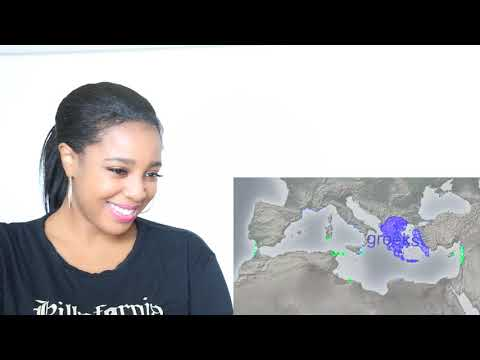 HISTORY OF THE ENTIRE WORLD, I GUESS | Reaction