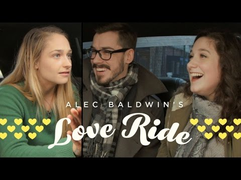 The Bush Is Back? ft. Jemima Kirke & Hilaria Baldwin  Alec Baldwin's Love Ride