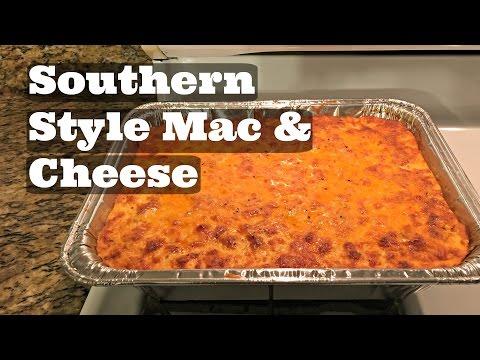 Southern Style Mac N Chesse