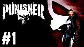 The Punisher - Mission 1 - Crackhouse [HD] (Xbox/PS2/PC)