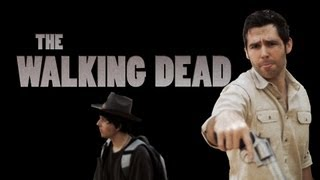 Rick Grimes Reacts to the Government Shutdown!