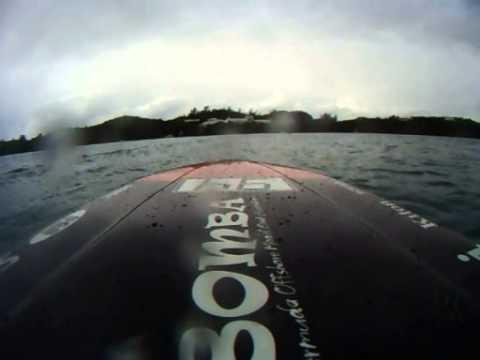 Bermuda Offshore Model Boat Association 2012