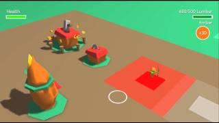 First look at Polycraft - Pre-Alpha Gameplay
