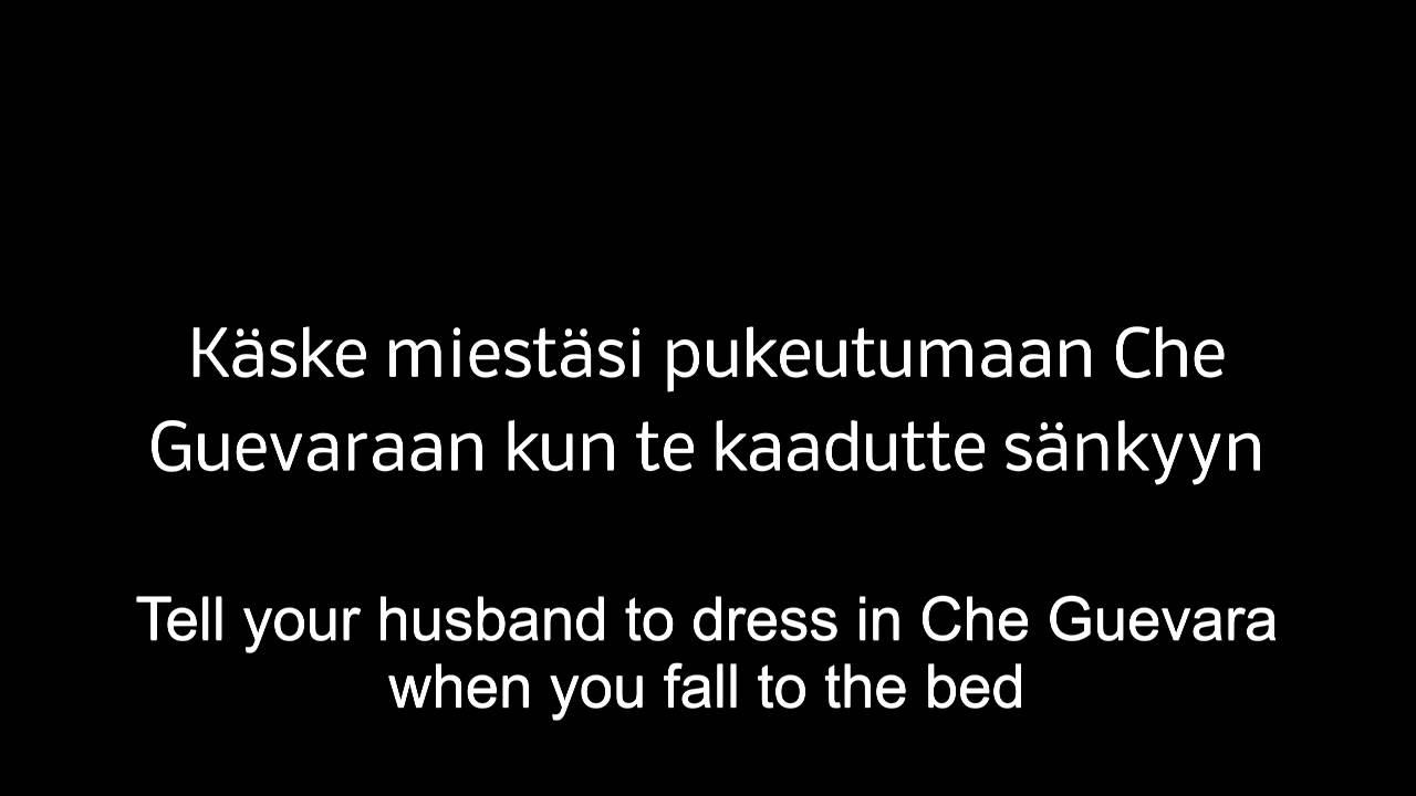 happoradio-che-guevara-w-english-lyrics-lyricsandtranslations