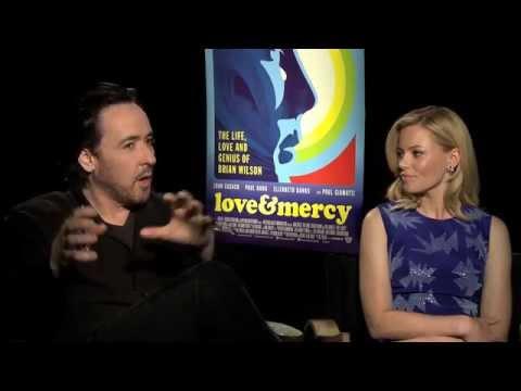 LOVE & MERCY Interviews: Elizabeth Banks, John Cusack and Paul Dano