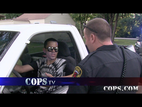 Ambulance for Injustice, Officer Justin Compton, COPS TV SHOW