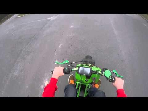 GY6 How To Install Kick Starter Gear Taida 10 by Daniel Martin