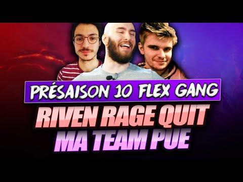 Vidéo d'Alderiate : [FR] ALDERIATE & LE FLEX GANG - PRÉSAISON 10 - MUNDO VS RIVEN - LE FLEX GANG EST SI NUL