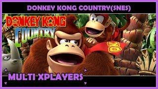 MULTI XPLAYERS - Quase que não vai! - Donkey Kong Country