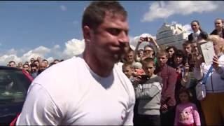 Стронгмены: Турнир MINSK STRONGMAN CUP 2015 на день Победы 9-го мая в Минске