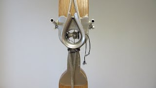 Cable-Backed Center-Fire Bow
