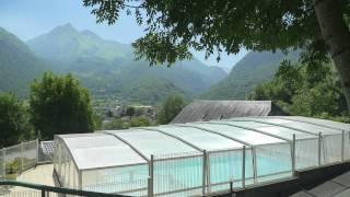 Camping de Larbey Camping Hautes Pyrénées