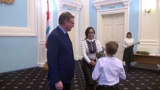 Вручение паспортов 14 летним гражданам РФ в рамках акции «Мы – граждане России»