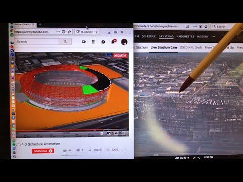 Oakland Raiders Las Vegas Stadium Construction Is Behind Schedule: Here's Proof