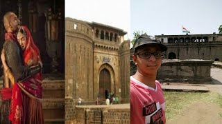 Lifestyle Vlog#3 We visited Shanivar wada Pune | Deewani Mastani Shooting? TC vlogs