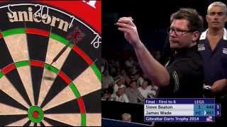 Wade v Beaton | FINAL | Gibraltar Darts Trophy 2014