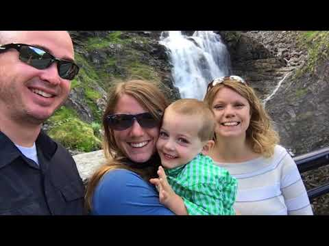 2017 Norway The Rogers Family Norwegian Jade Fjords Cruise