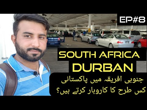 What kind of business do Pakistani do in Durban South Africa || NOUMAN TRAVELLER