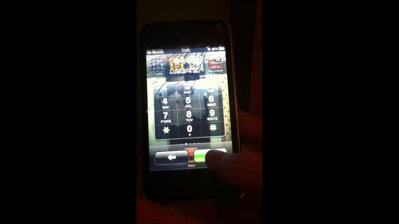 How To Unlock My Disabled Iphone 3gs