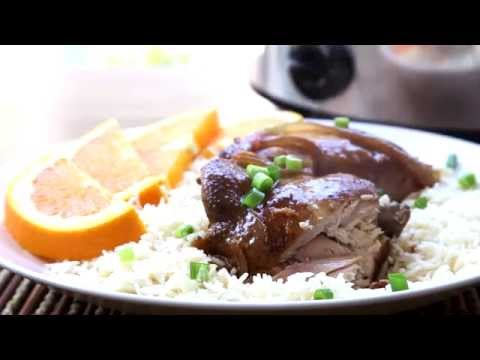 How To Make Slow Cooker Adobo Chicken | Slow Cooker Recipes | Allrecipes.com