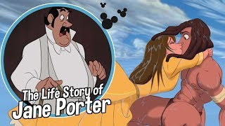 The LIFE STORY of JANE PORTER