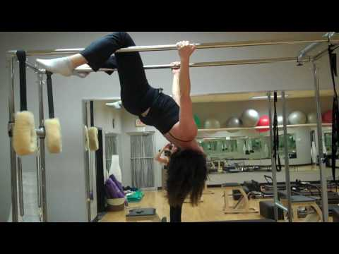 Day 21 of Firsts: Hang Upside Down Part 2