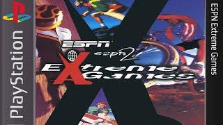 Espn Extreme Games / 1xtreme - Playstation 1