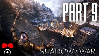 NAŠE PRVNÍ PEVNOST! | Shadow of War #9