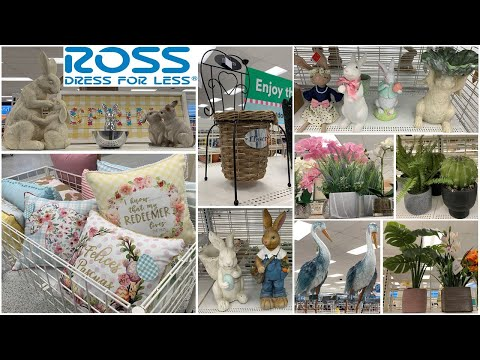 ROSS Spring Home Decor | Shop With Me 2020