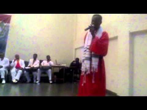 2012 Prophecy - Chapter 4 - Israel, Palestine, Iran, Bening Republic,Togo - Uprising