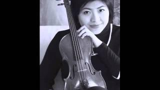 小提琴家林佳霖演奏《黃昏的故鄉》(石青如編曲)