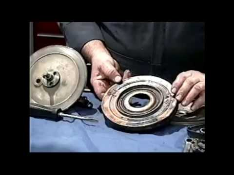 Brake Rebuild - More Shoes and Servo - Part 3 - Rolls Royce Silver Cloud 2 or 3