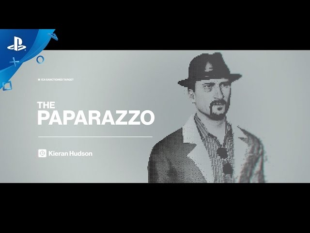 HITMAN - Elusive Targets - The Paparazzo Trailer | PS4