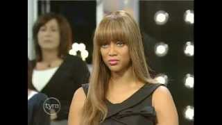 Tyra Banks Show - Postpartum Depression