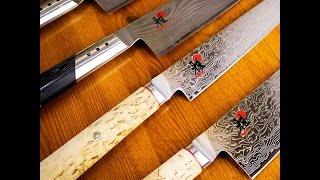 Японские ножи Miyabi  - нереально острые!(, 2016-01-21T11:14:30.000Z)