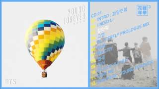 cd1 bts the most beautiful moment in life young forever 방탄소년단 화양연화 young forever full album