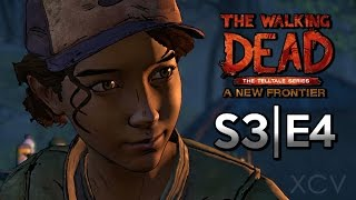 The Walking Dead Season 3 · Episode 4: 'Thicker Than Water' Gameplay Walkthrough + ENDING